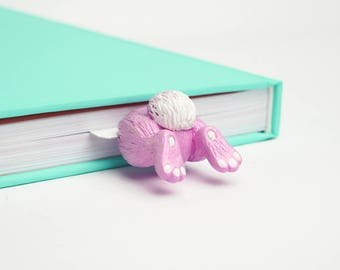 MYBOOKMARK // Bunny Butt // Fairyland Collection // Handmade and crafted with love // Back to school gift //