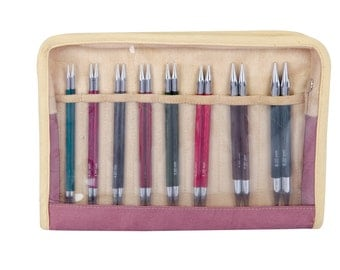 KnitPro (Knitters Pride) Royale Interchangeable Deluxe Set - the BEST price - only 69.90 USD