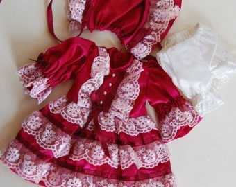 Vintage Doll Outfit