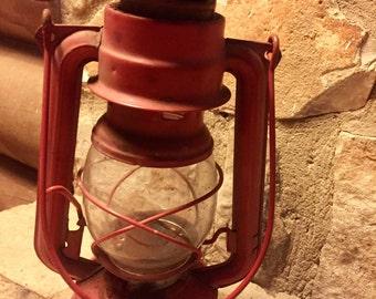 Meva Czech made Vintage lantern