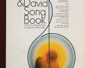 Book, The Bacharach and David Song Book