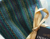 Handwoven Cotton Towel Be...