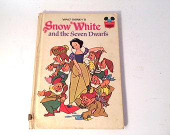 Snow White and the Seven Dwarfs, Walt Disney, 1973