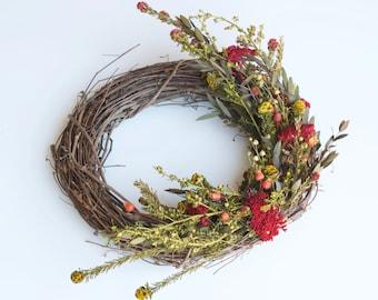 Autumn Harvest Wreath