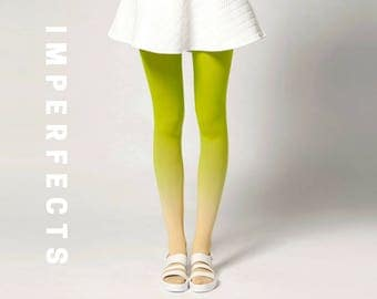 BZR Ombré Tights in Fruits - SALE