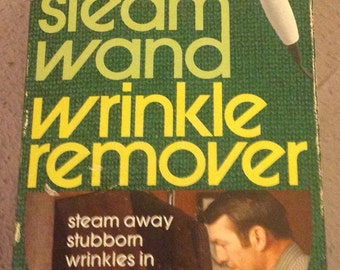 Vintage Oster Teflon-Coated Steam Wand Wrinkle Remover Unique Man Gift