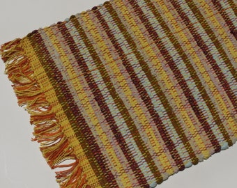 Table Accent Mat Handwoven in Nicaragua