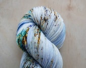 Dyed to Order - Bedazzle - Hand Dyed Yarn - 100% Superwash or Non-Superwash Merino