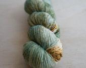 Dyed to Order - Mint Julep - Hand Dyed Yarn - 100% Superwash or Non-Superwash Merino