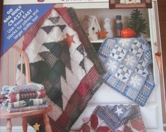 Year in Rag Quilts, A