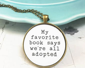 Adoption Gifts,Adoption Necklace,Adoption Rocks,Gotcha Day,Foster Care Mom,Fostering Gifts,Foster Parent Gifts,Adopting Necklace