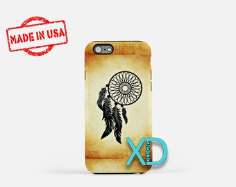 Dreamcatcher iPhone Case, Artsy iPhone Case, Dreamcatcher iPhone 8 Case, iPhone 6s Case, iPhone 7 Case, Phone Case, iPhone X Case, SE Case