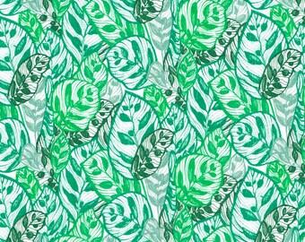 Jungle A - Liberty London Tana lawn fabric