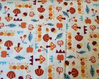 "Cotton fabric Riley Blake, ""Festive Forest"" 50 cm,"