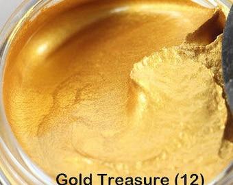 Creative Expressions Metallic Gilding Polish -Gold Treasure