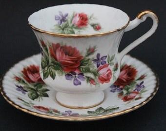 PARAGON Fine Bone China Teacup and Saucer