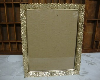Gold Filigree Picture Frame 8 x 10