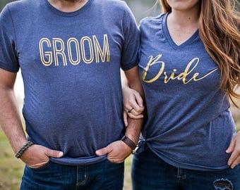 Bridal Party Shirts - Maid of Honor Shirt - Bridesmaid Shirts - Bachlorette Party Shirt - Bachlorette Shirts - Wedding Shirts - Wedding Tees