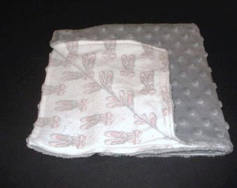 Minky Baby Blankets, Security Blanket, Lovey Blanket, Lovey Blanket, Sensory Blanket, Baby Shower Gift, Monogram Blanket, Stroller Blanket