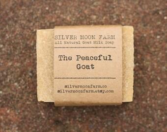 Goat Milk Soap The Peaceful Goat