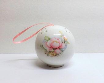 Porcelain Pomander Etsy