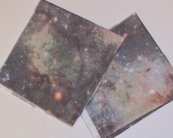 Galaxy Print Cotton Fat Quarter
