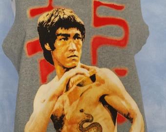 Bruce Lee Tank Top Size M/L
