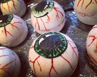 The Eyeball bath bomb