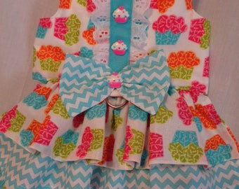Cupcake Birthday dress