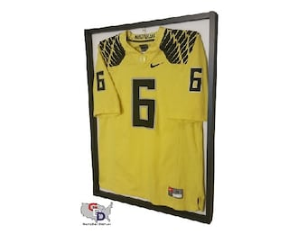 Jersey display case for football, baseball, basketball, hockey, autographed jersey -1- WHE