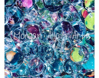 Bubbles No. 2 Art Print