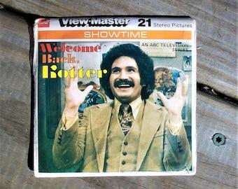 Vintage 1977 Welcome Back Kotter View Master Reels ~ Sealed Unopened