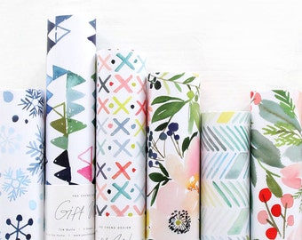 Mix & Match Gift Wrap