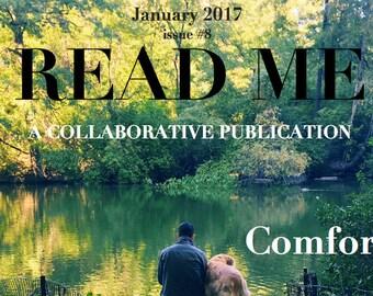 Read Me: Comforts (digital edition)