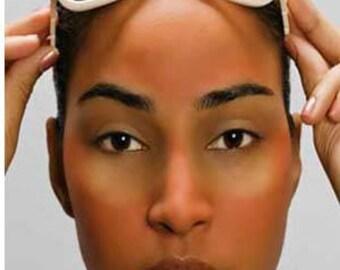 Olive Leaf Sun Care Facial Mask