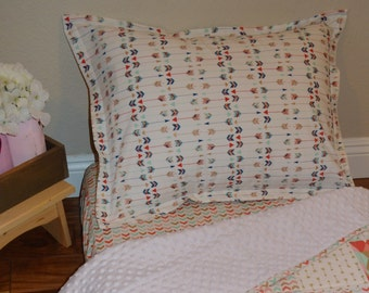 Standard Sized Pillow Sham