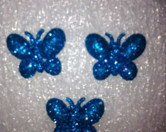 Butterfly Pins and Earrings Set