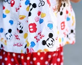 Minnie Mouse Dress/ Disney Baby/ Mickey Mouse Shirt/ Disney Shirts/ Disney Princess Dress/ Disney Outfits for Girls/ Disney Dress Toddler