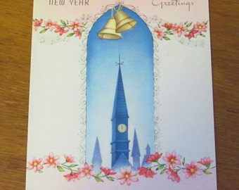 Vintage New Years Cards