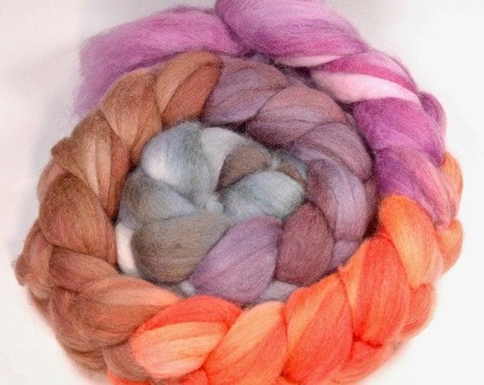 Wistful Chalk GRADIENT - Merino/silk/cashmere 70/20/10