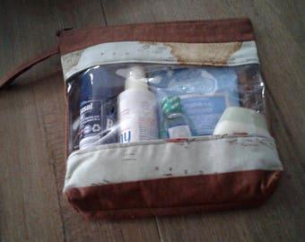 Travel Peekaboo Bag