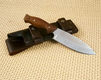 Bushcraft Fixed Blade Full Tang Knife