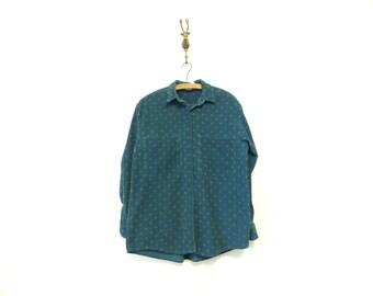 Vintage GAP Thin Corduroy Button Up Shirt