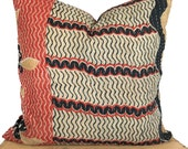 """20"""" Vintage Kantha Pillow Cover"""