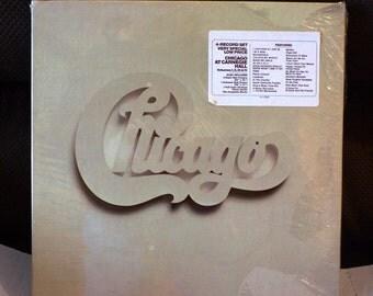Chicago at  Carnegie Hall - Original 1970's  - 4 Album set               VERY RARE!