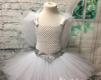 Princess Leia dress, Princess Leia costume, Princess Leia tutu dress, Leia costume, leia tutu, leia dress, star wars wedding, star wars tutu