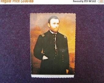 Sale 20 Off Postcard Ulysses S Grant Unused Mayer