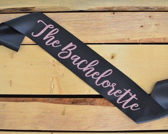 Bachelorette Party Sash, Bride to Be Sash, Bride Sash, Bachelorette Sash, Future Mrs Sash, Custom Sash, The Bachelorette, Bachelorette Gift