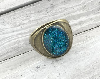 Shimmer Glimmer Ring