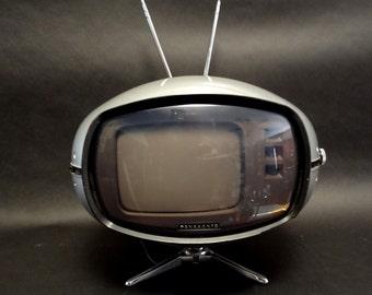 Original Panasonic Orbitel TR-005 Flying Saucer vintage 1970's TV television